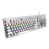 見た目も夜も大活躍!光るバックライト付きキーボードおすすめランキング7選