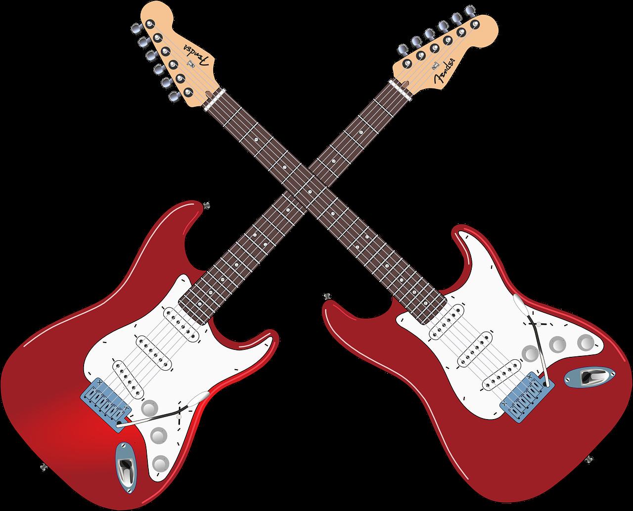 エレキギターを始めるならこれが必要!必要アイテム12種をご紹介!