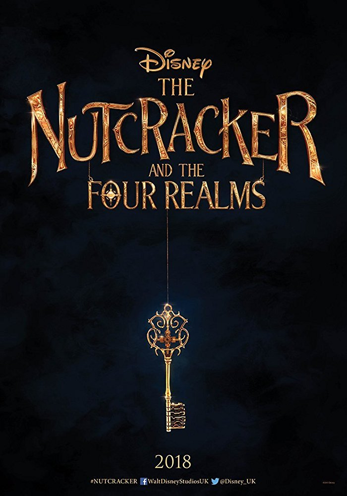 映画『The Nutcracker and the Four Realms/くるみ割り人形』情報まとめ!あらすじキャストは?ディズニー最新実写映画