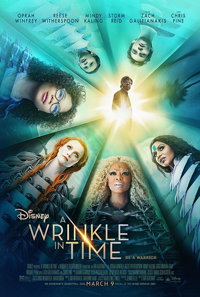 映画[A Wrinkle in Time五次元世界のぼうけん]あらすじ日本公開日は?キャストも!学童向けSF小説がディズニー映画化