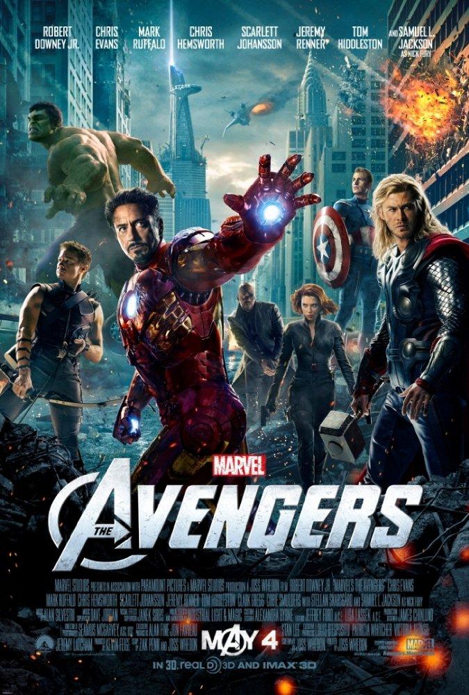 MCUマーベル映画『アベンジャーズ1』ストーリーを最後まで徹底解説/キャストや敵などの情報網羅
