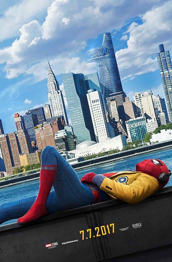 マーベル映画スパイダーマンのポスター