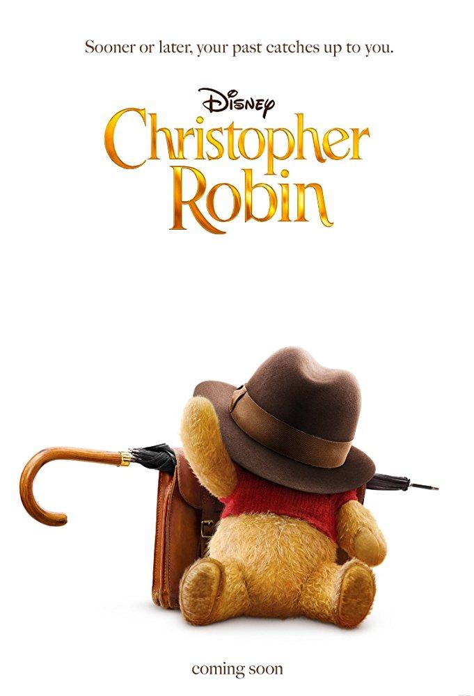 映画『クリストファーロビン』あらすじ内容キャスト公開日情報【プーと大人になった僕/ディズニー実写映画にしてくまのプーサンの主人公が大人になった姿を描く】