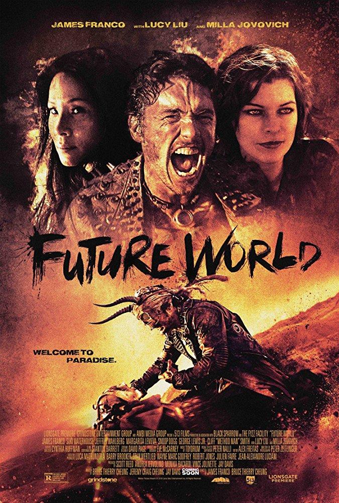 映画『Future World(2018)』あらすじキャスト・日本公開日情報【マッドマックス風味なディストピア世界観で王子が奮闘】