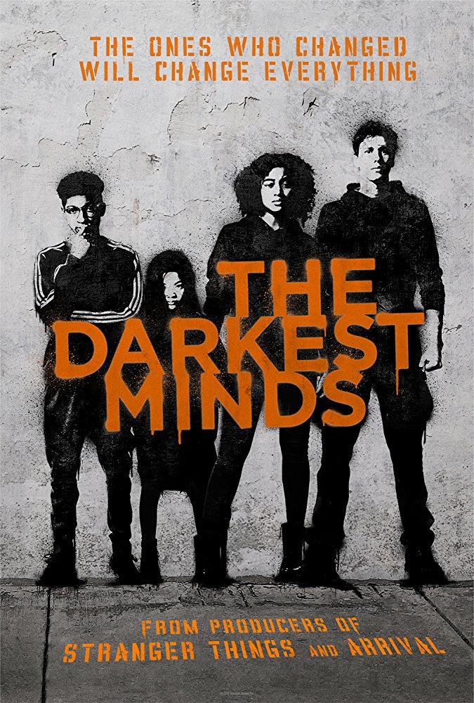 映画『The Darkest Minds(原題)』あらすじ&日本公開日は?ヤング向け海外小説原作の特殊能力サイエンススリラー映画をキャスト交えて解説