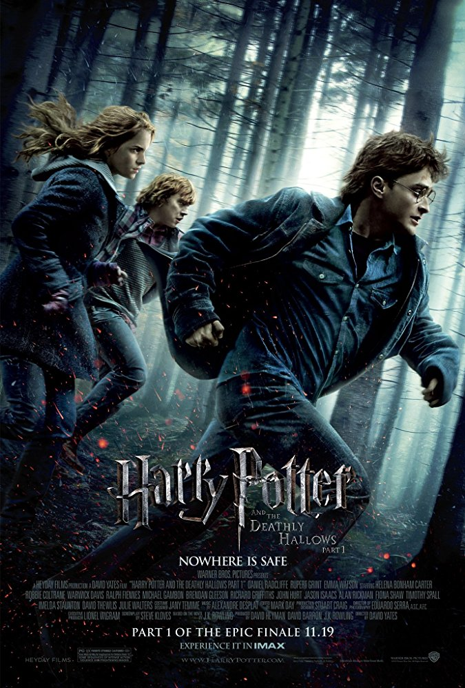 2分でおさらい映画『ハリー・ポッターと死の秘宝 PART 1』