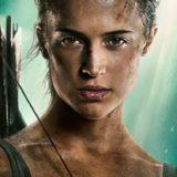 映画「Tomb Raider」シリーズ