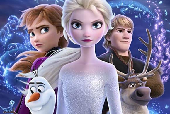 「アナと雪の女王」シリーズ
