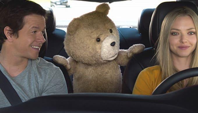 「テッド」シリーズ:評価と順番&興行収入おすすめ一覧